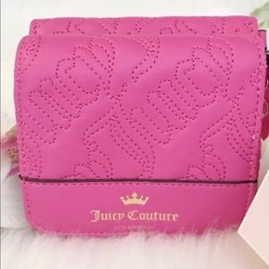 JUICY COUTURE Signature Pink Wallet